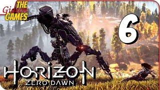 HORIZON Zero Dawn ➤ Прохождение #6 ➤ ОТКУДА ПРИХОДЯТ РОБОТЫ