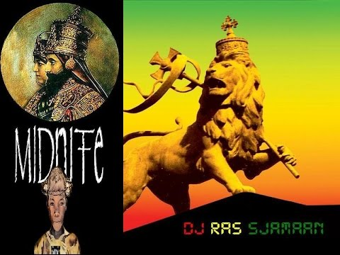 Best of Midnite Part 5 mixed by DJ Ras Sjamaan