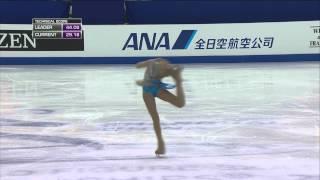 Смотреть онлайн Выступление Анны Погорилой на чемпионате 2015