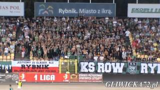 preview picture of video 'ROW Rybnik - Wisła Płock (17.08.2013)'