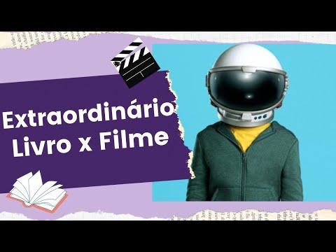 Finalmente li e assisti EXTRAORDINÁRIO, de R. J. Palacio - LIVRO X FILME ??? | Biblioteca da Rô