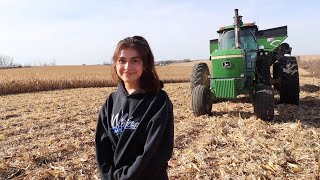 City Girl Visits The Farm!