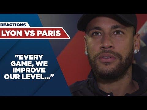 POST MATCH INTERVIEW : LYON vs PARIS SAINT-GERMAIN