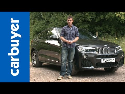 BMW X4 SUV 2014 review - Carbuyer