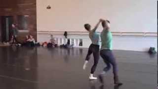 Répétitions Houston Ballet