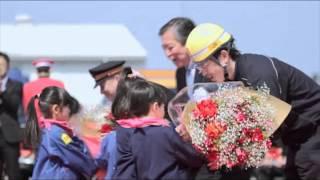 【北陸】マル秘!北陸新幹線準備中の映像公開