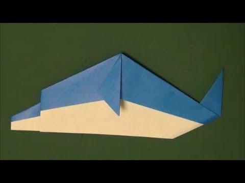 【折り紙】『魚&水の生き物』の折り方・作り方(クジラ ...