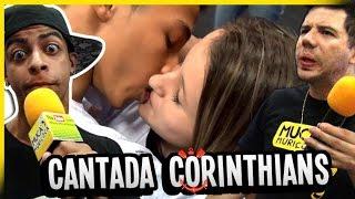 CANTADA CORINTHIANS - AGE | Campinas - SP