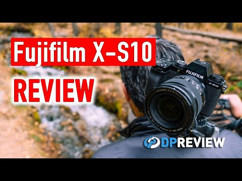 External Review Video Set5ndznC9c for Fujifilm X-S10 APS-C Mirrorless Camera