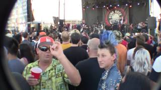 "YOUTH BRIGADE - PUNK BOWLING 2016 - LAS VEGAS NV ""VULTURE VIDEO"""