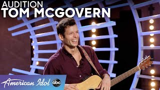 LOL! Katy Perry Says Tom McGovern Could Be The Biggest Jingle Writer On Earth! - American Idol 2021