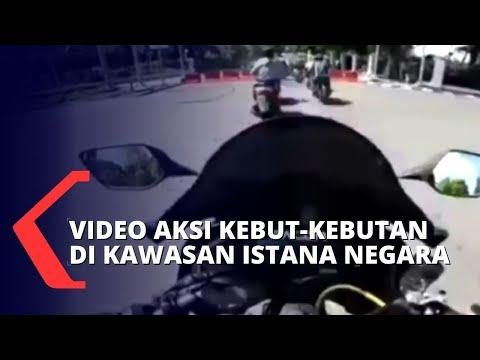 Viral Video Kebut-kebutan di Sekitar Istana Negara, Polisi Kantongi Data Pelaku dari Rekaman CCTV