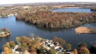 Fly-by Sylvan Lake Indiana - CLP Marketing