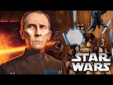 Grand Moff Tarkin: Star Wars lore