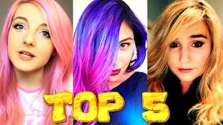 Top 5 RICHEST Female Minecraft YouTubers 2017 (GamingwithJen, Little Kelly, Aphmau, ihascupquake)