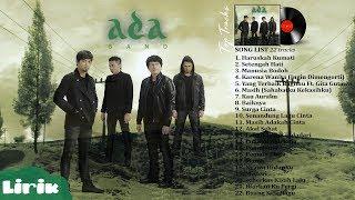 ADA BAND   Full Album Lagu POP Terbaik Tahun 2000an