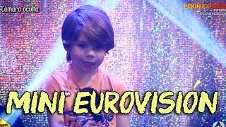 Los pequeños representan a España en Eurovisión - El Hormiguero 3.0