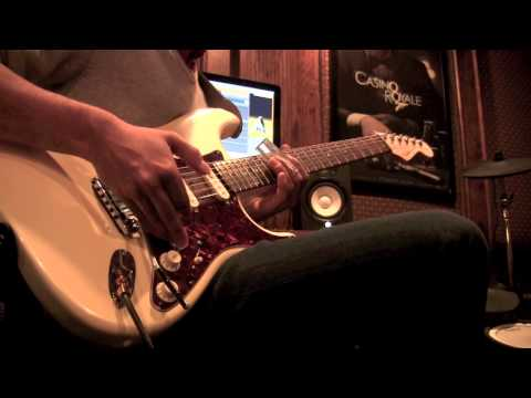 Jeff Beck and Nitin Sawhney - Nadia Cover by Guitars2400