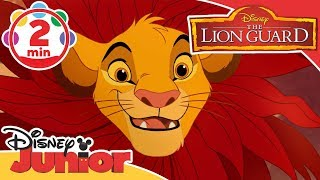 The Lion Guard | I Do Have a Great Deal To Say Song 🎶| Disney Junior UK