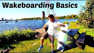 #10 Cablepark Wakeboard Begginer – How to Ollie