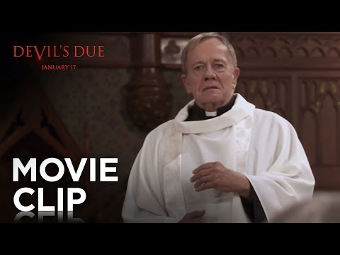 Devil's Due Clip 'Priest'