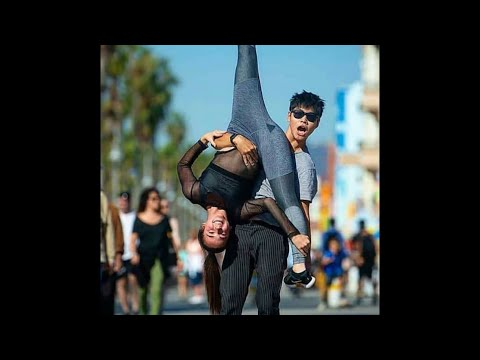 Sean Lew And Kaycee Rice Photoshoot W/ Jordan Matter