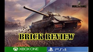 World of Tanks - 'Brick' Review