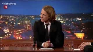 Ylvis - Fox costumes, Massachusetts and the Universe - IKMY 22.10.2013 (Eng subs)