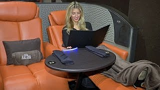 New luxury movie theater open in New York