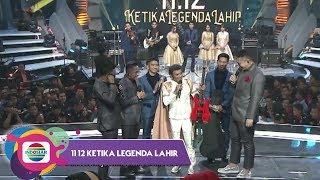 SANGAT GEMBIRA!! Rhoma Irama Terima Hadiah Gitar Merah Dari Indosiar