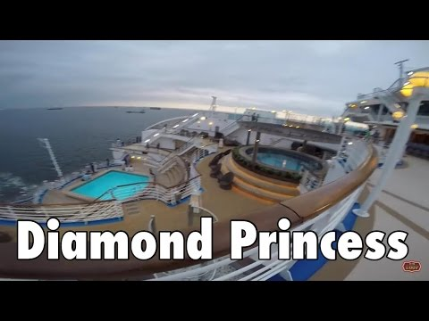Diamond Princess Full Ship Tour & Review