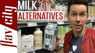 Every Nut Milk & Non-Dairy Milk Reviewed – What To Buy & Avoid!