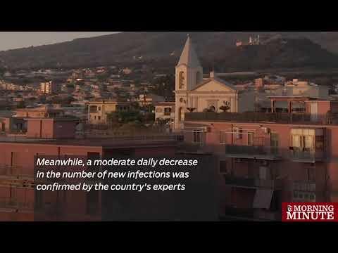 Italy's coronavirus cases near 120,000