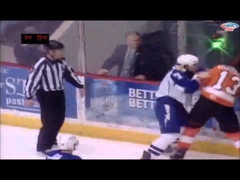 Zack FitzGerald vs. Artem Sergeev