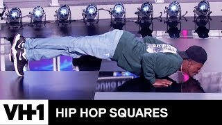 DC Young Fly & Michael Blackson's Push-Up Contest 'Deleted Scene' | Hip Hop Squares - Video Youtube