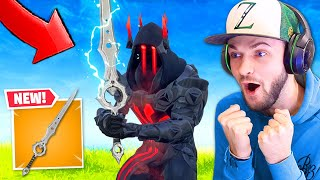 the *NEW* SWORD in Fortnite!