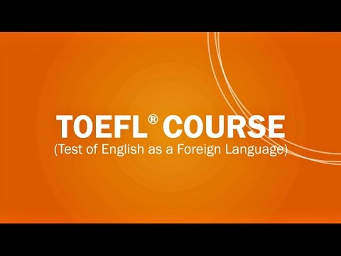 Learn English & Prepare for the TOEFL iBT® Test - YouTube