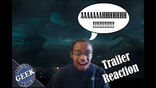 Godzilla King Of The Monster!!!! Trailer 2 Reactions!!