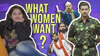 WHAT WOMEN WANT | Aashqeen