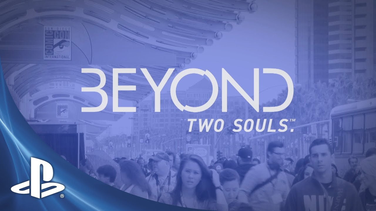 Watch the Beyond: Two Souls Comic-Con Panel Now