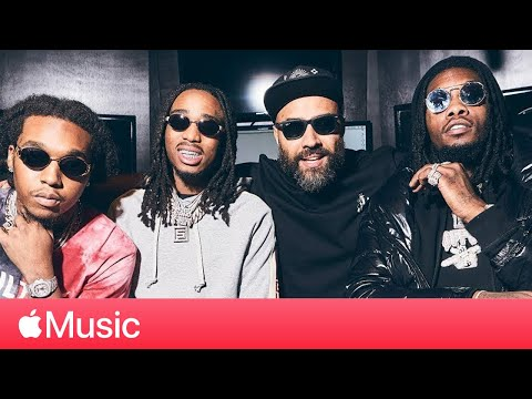 Migos and Ebro Darden talk CULTURE II [FULL INTERVIEW] | Beats 1 | Apple Music