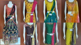 Party Wear Long Length, Straight Cut, Patiyala Dresses & Crop Tops/ With Price & Address / She Needs