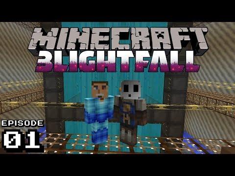 Minecraft Blightfall Series Its A Dirty Job Minecraft Blog