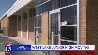 West Valley school relocating to new building due to earthquake damage