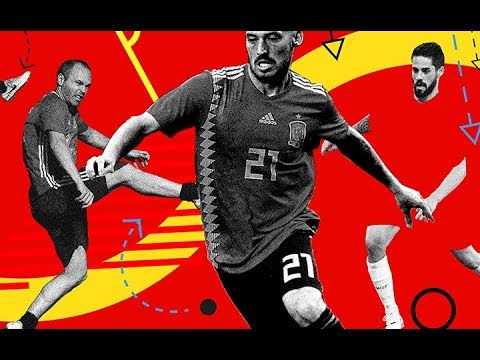 World Cup 2018 tactics: why Spain don't even need a striker (but it certainly helps)