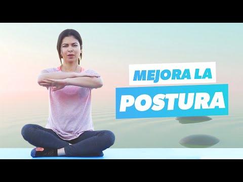 Imagem ilustrativa do vídeo: EJERCICIOS PARA MEJORAR LA POSTURA