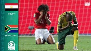 HIGHLIGHTS: Egypt vs. South Africa