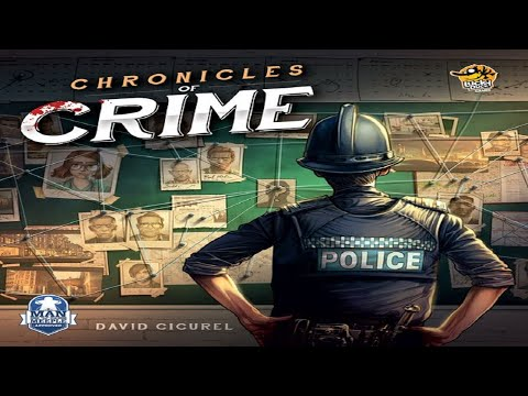 Chronicles of Crime: Discussion