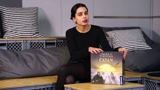"""""""A Game of Thrones CATAN"""" Unboxing Video"""