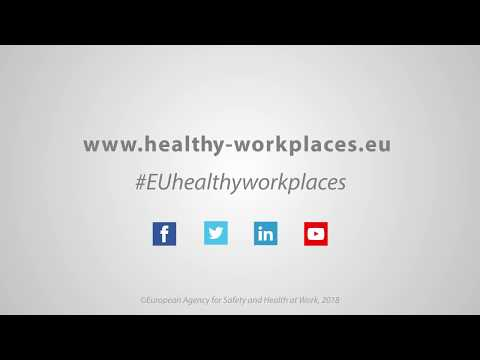 Healthy Workplaces MANAGE DANGEROUS SUBSTANCES - Campaign 2018-19 teaser